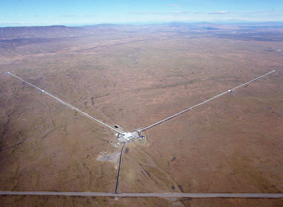 A Step Toward Gravitational Wave Detection