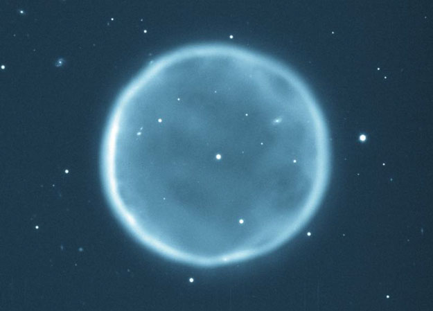 Spherical Planetary Nebula Abell 39