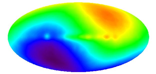 CMB Dipole: Speeding Through the Universe