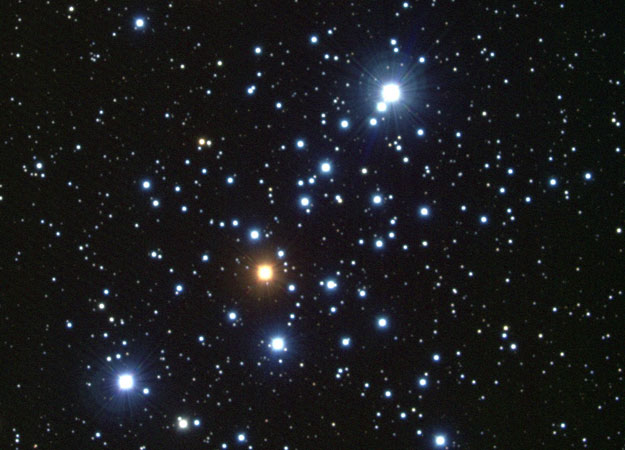 Distant Open Cluster M103