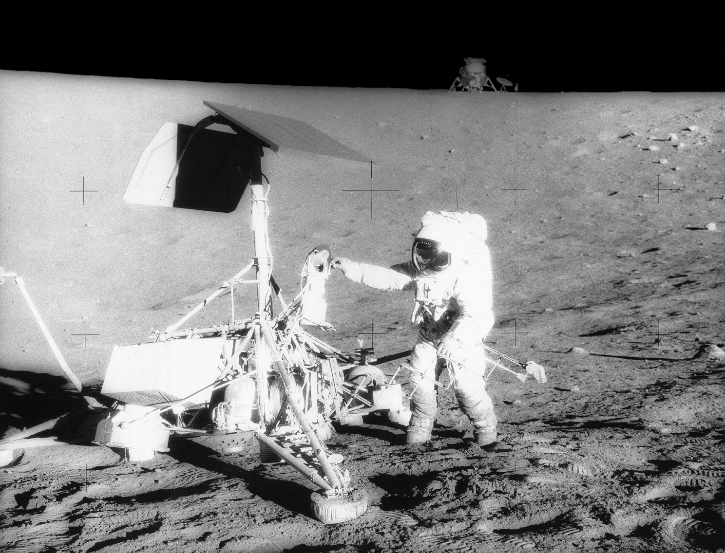 apollo 12 surveyor 3 - photo #2