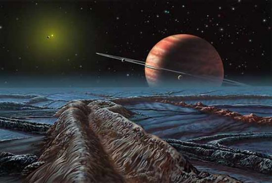 Water On Other Planets NASA - Pics about space