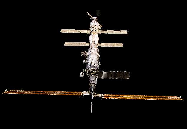 Approaching the International Space Station
