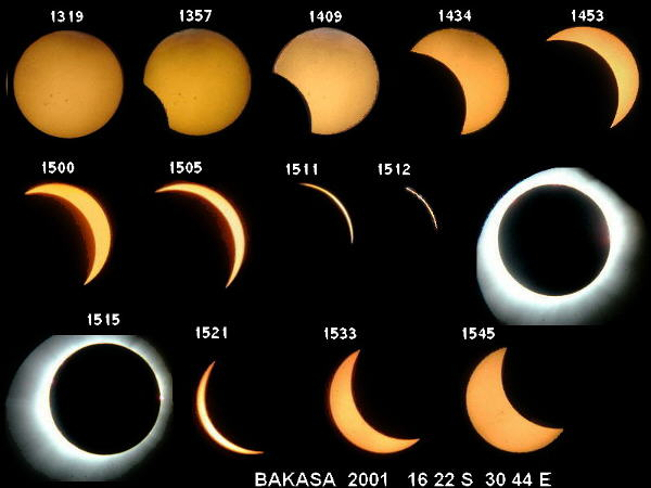 Bakasa Eclipse Sequence