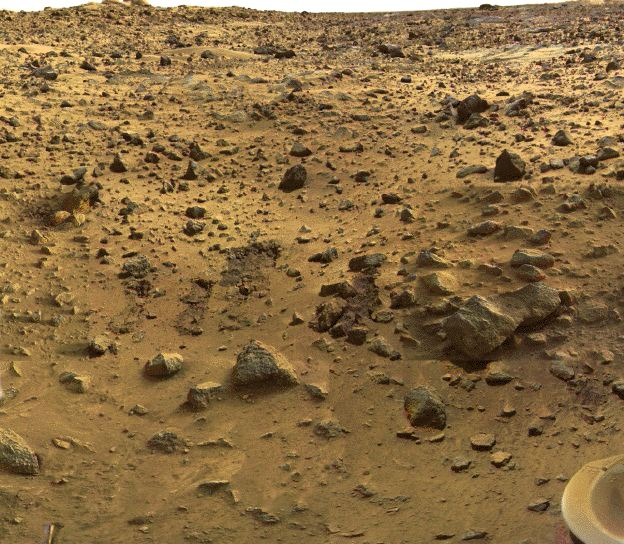 25 Years Ago: Vikings on Mars