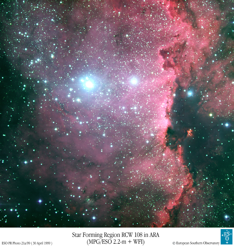 Hot Stars in the Southern Milky Way