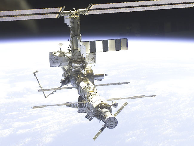The Newly Expanded International Space Station