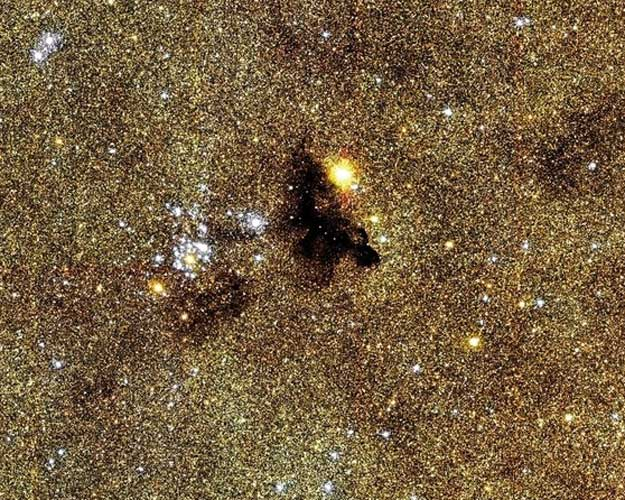 Open Cluster NGC 6520 from CFHT