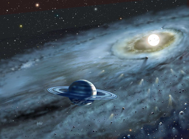 Fomalhaut Dust Disk Indicates Planets