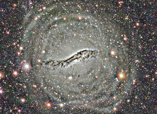 The Outer Shells of Centaurus A