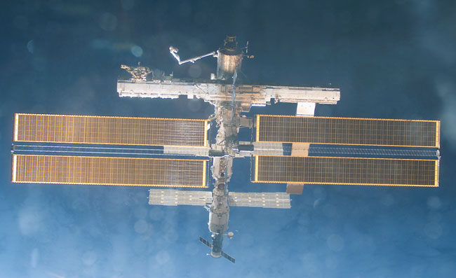 The International Space Station Expands Yet Again