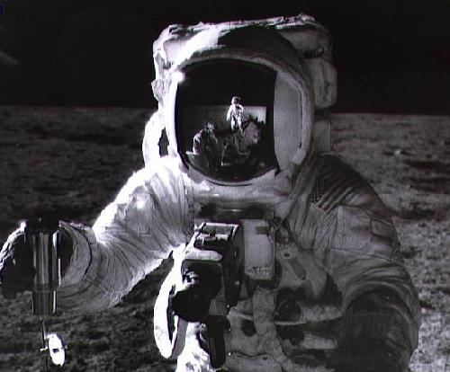 Apollo 12: Self-Portrait