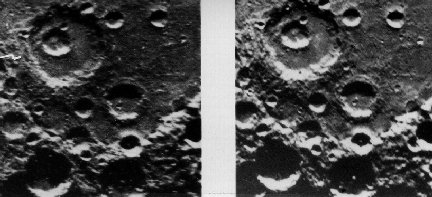 Mercury in Stereo: Craters Within Craters
