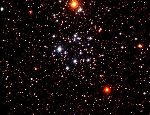 Open Cluster M50