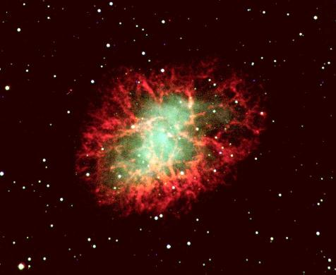 M1: Filaments of the Crab Nebula