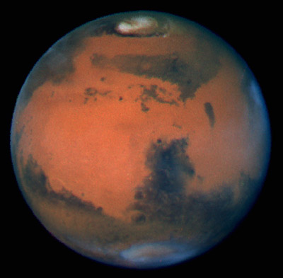 The Weather on Mars