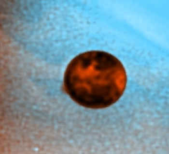 Eruption on Io