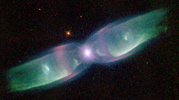 M2-9: Wings of a Planetary Nebula
