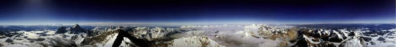 The View from Everest