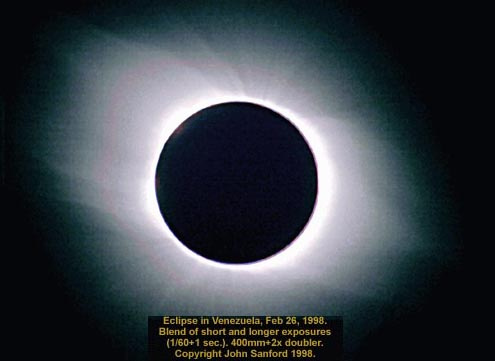 A Total Eclipse of the Sun