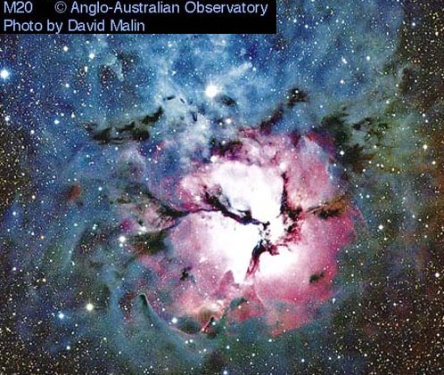 M20: The Trifid Nebula