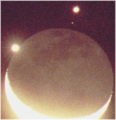 Occultations and Rising Moons