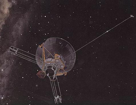 Pioneer 10: The First 6 Billion Miles