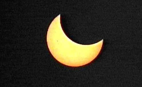 A Partial Eclipse in Southern Skies
