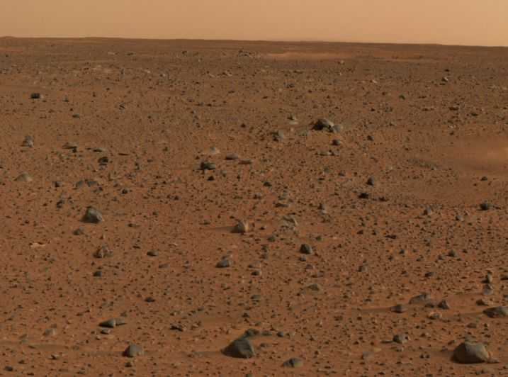 Credit: Mars Exploration Rover