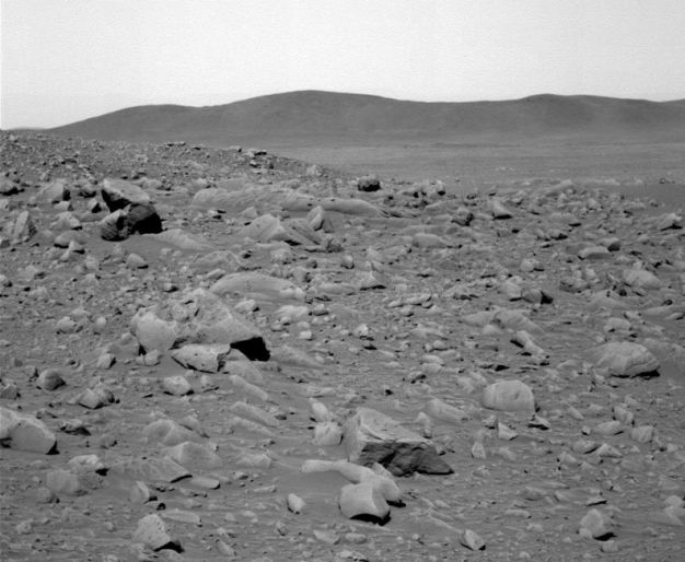 April Fools Day More Intense On Mars