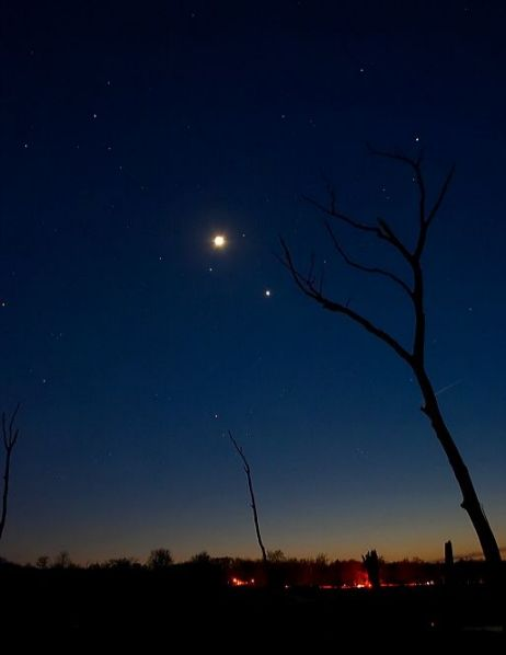 planets in the sky tonight - photo #24