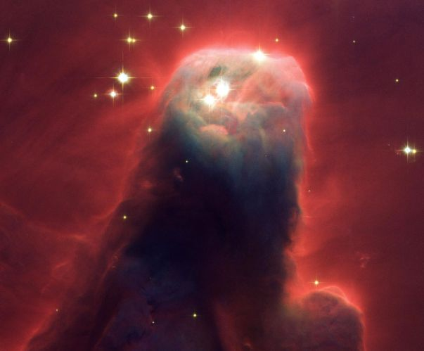 Cone Nebula Close Up