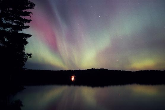 A Colorful Aurora