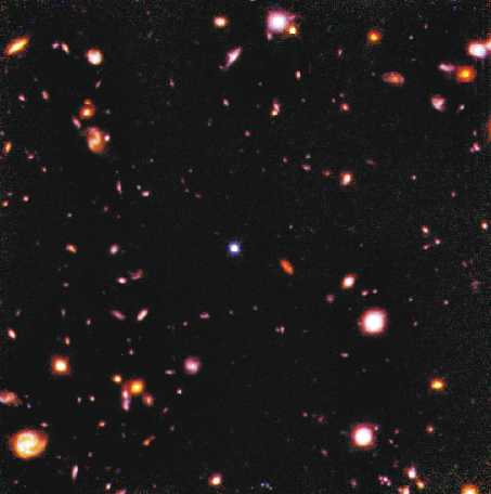 The Hubble Deep Field in Infrared