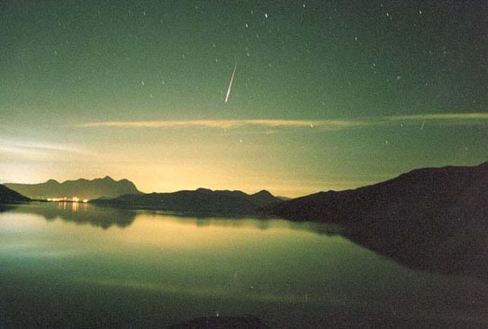 Dawn of the Leonids