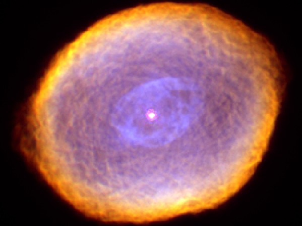 IC 418: The Spirograph Nebula