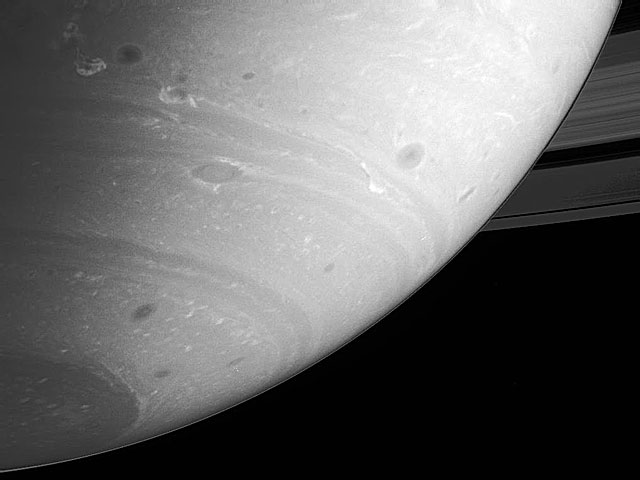 Storm Alley on Saturn