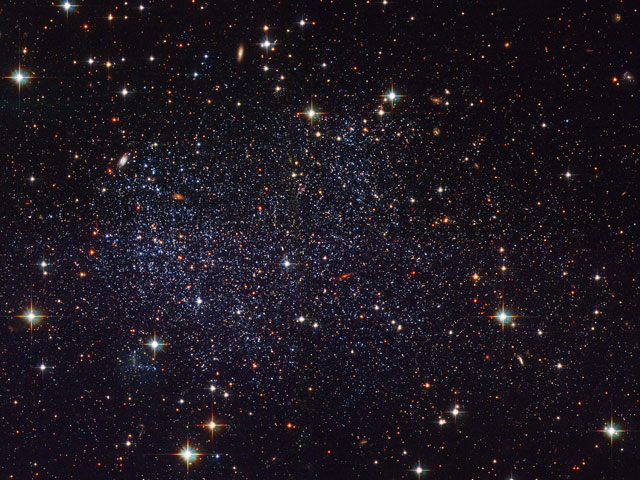sagittarius dwarf galaxy nasa - photo #5