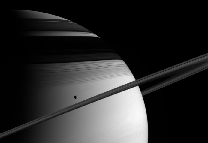 Tethys, Rings, and Shadows