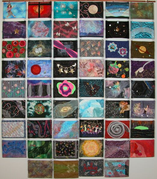 Astronomy Quilt of the Week