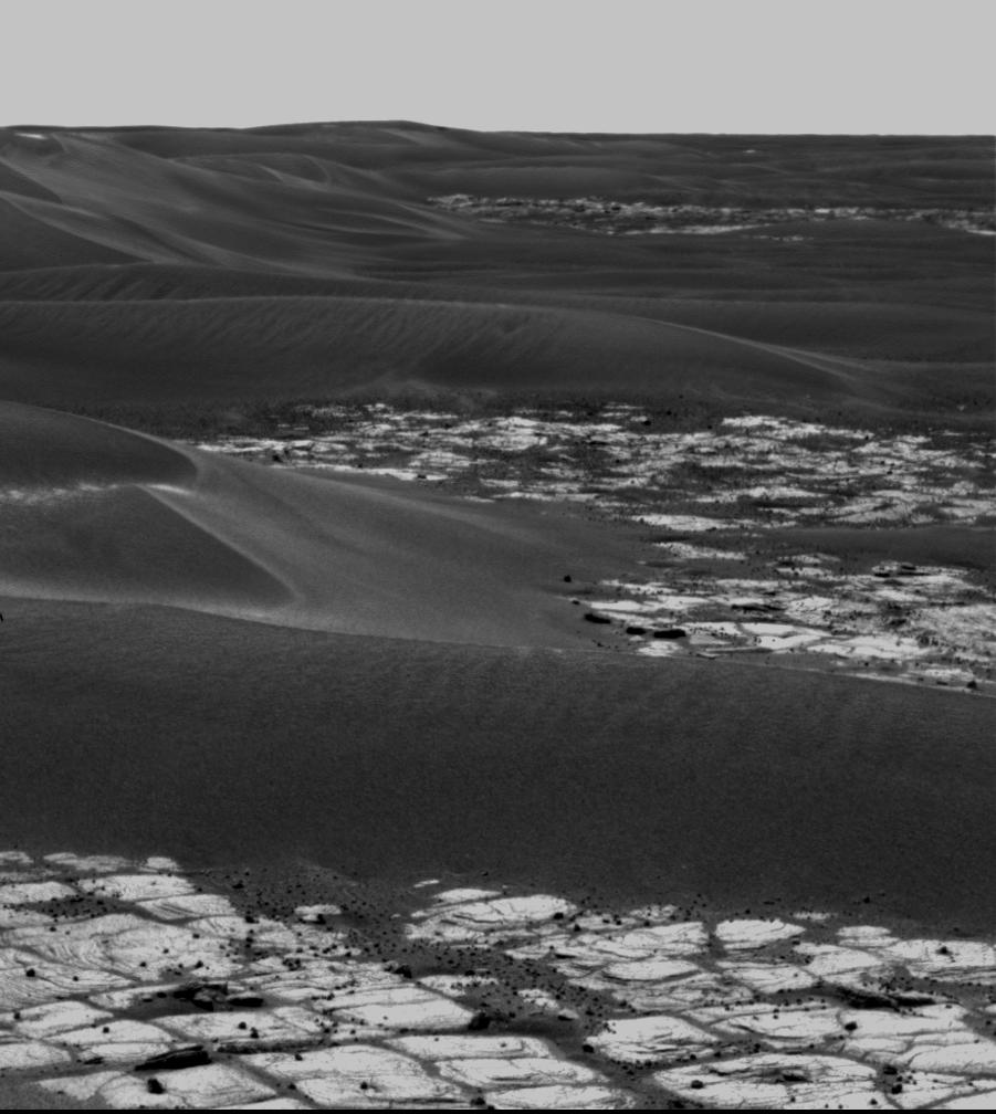 The Drifts of Mars