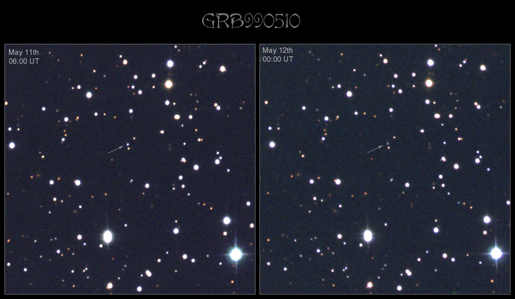 GRB 990510: Another Unusual Gamma Ray Burst
