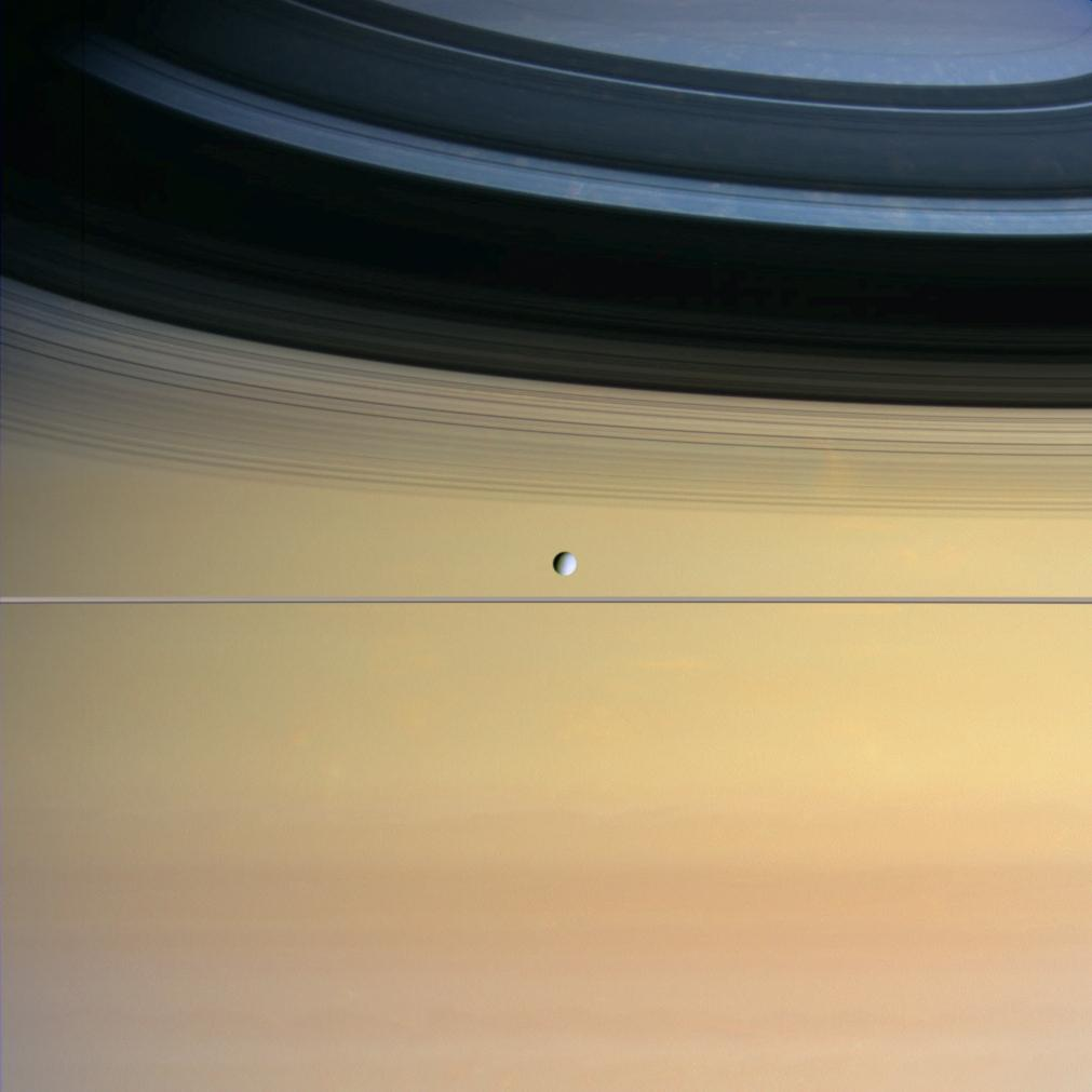 A Year at Saturn