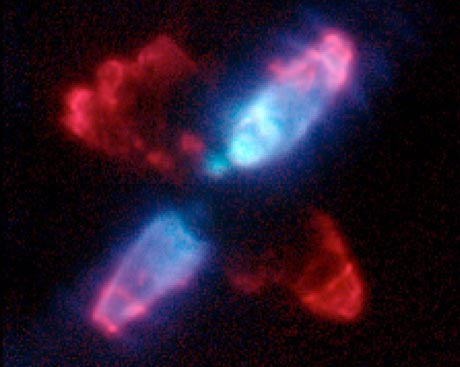 Shells in the Egg Nebula