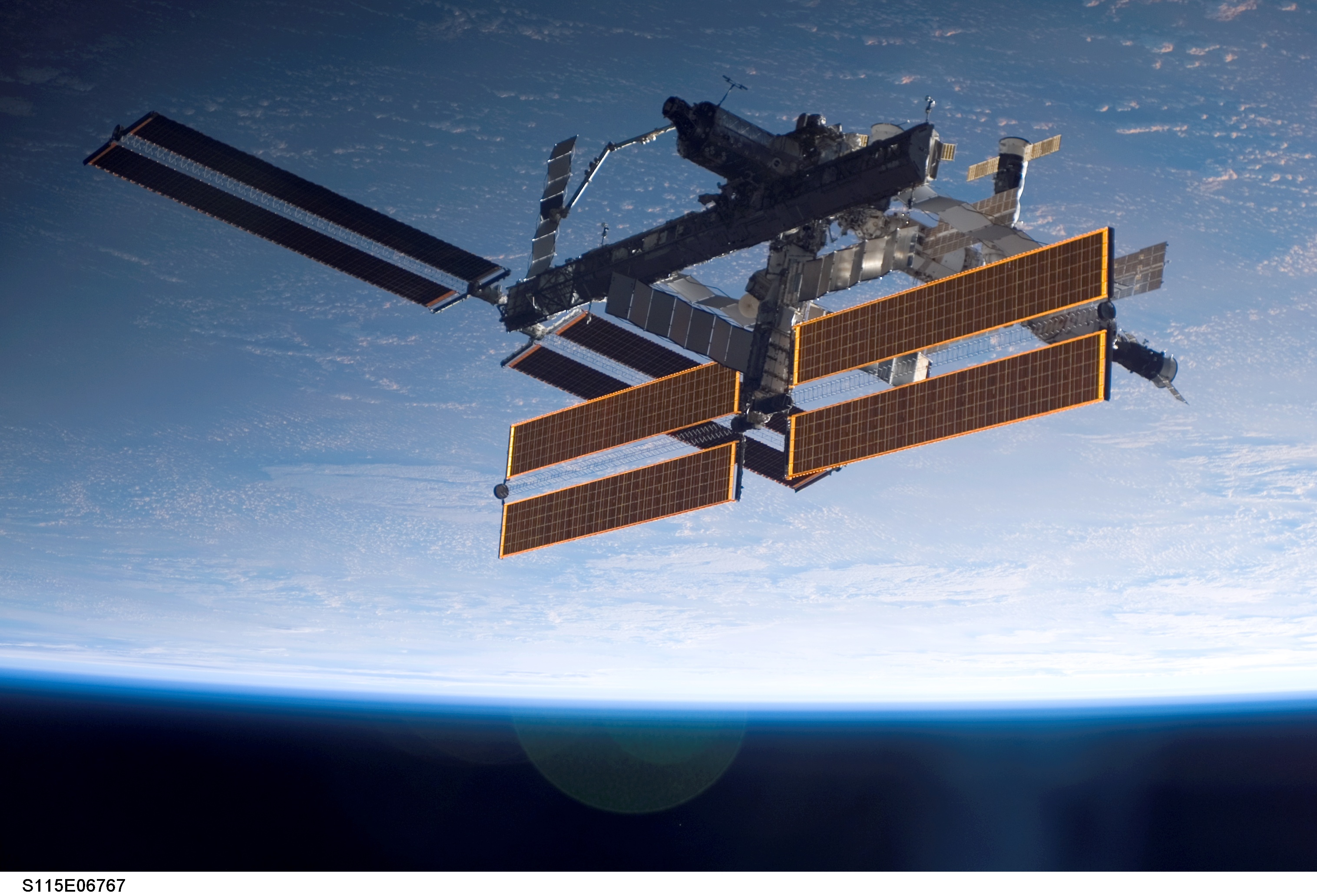 The International Space Station Expands Again