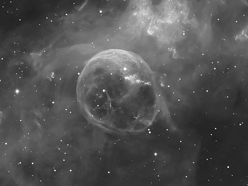 NGC 7635: The Bubble