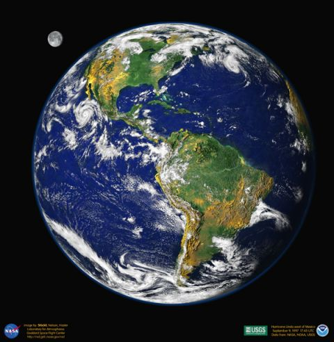 Blue Marble 2000