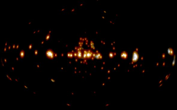A Mystery in Gamma Rays