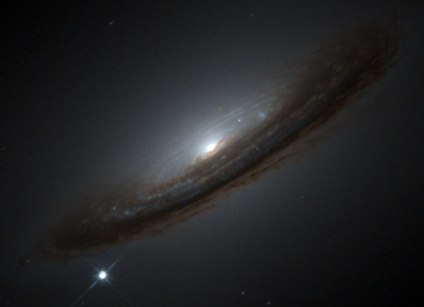 Supernova 1994D and the Unexpected Universe