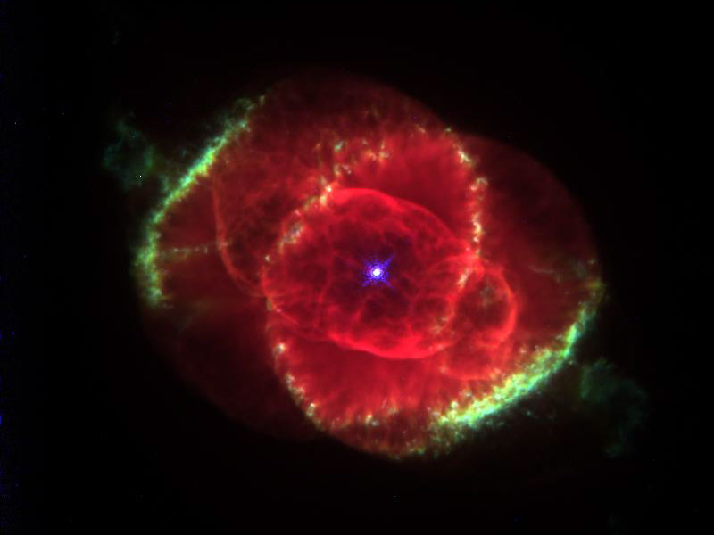 The Cats Eye Nebula